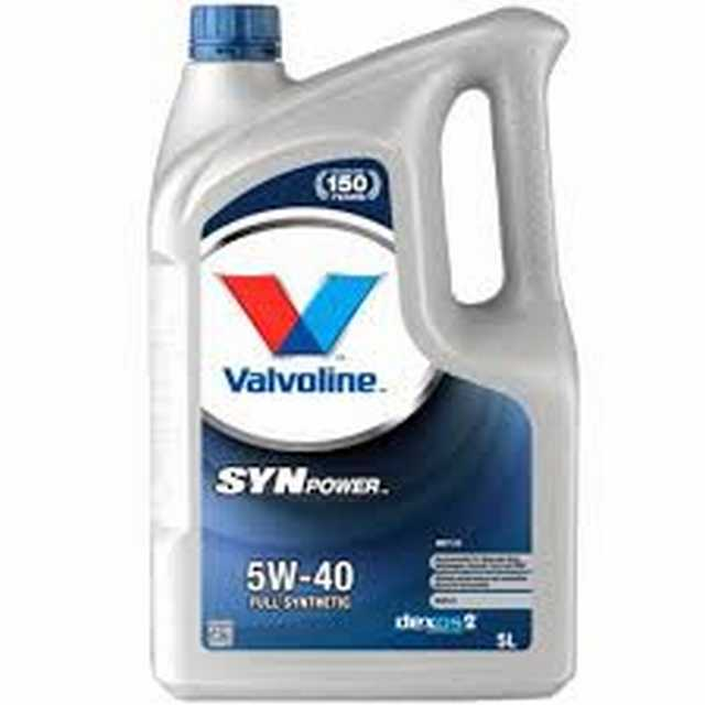 Valvoline lubricante advanced mst 5w-40 4.73 lts