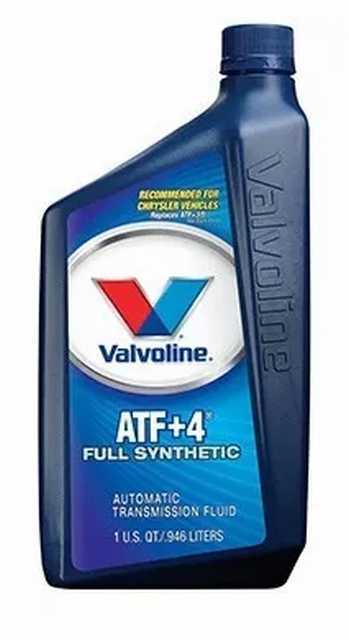 Valvoline lubricante atf + 4 mopar 0.9456 lts