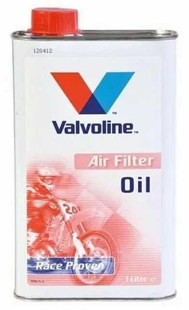 Valvoline fluido para limpieza de filtros de aire