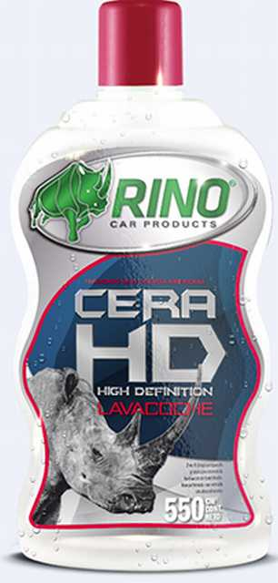 Lavacoche cera hd rino 550cc