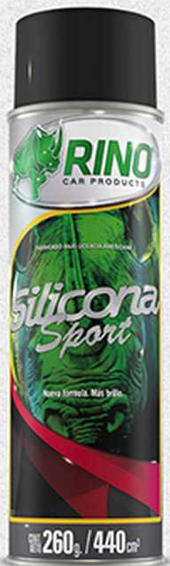 Silicona aerosol sport rino 440cc
