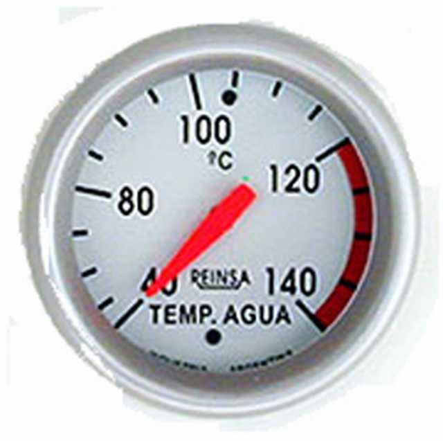 Temperatura mec. cap. reinsa 1,50 mts. 52 mm gris