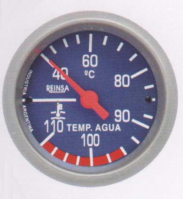 Temperatura mec. cap. reinsa 4 mts. 52 mm azul