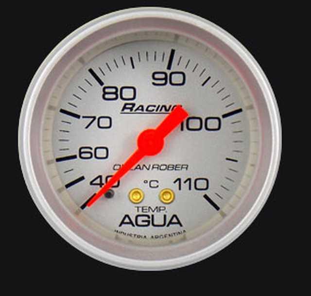 Temp. agua 110 4 mts plata orlan rober