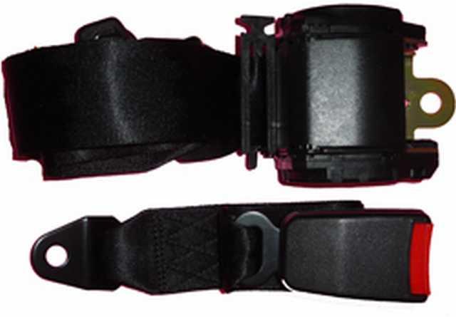 Cinturon seguridad inercial con baston homologado x unidad