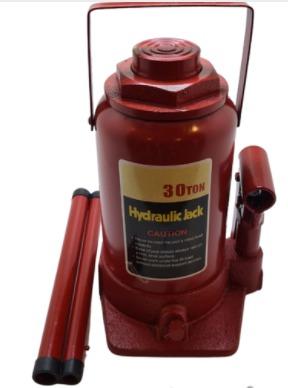 Crique hidraulico botella 30 tn.