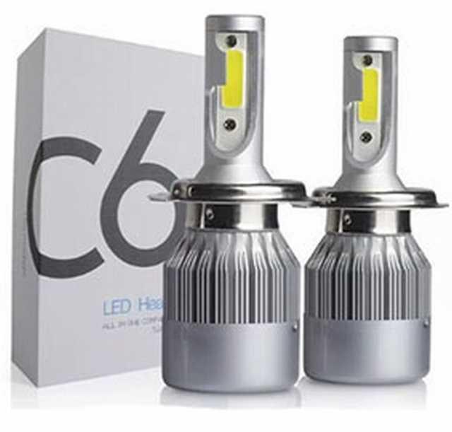 Kit iluminacion c6 9005 12v 2 meses gtia