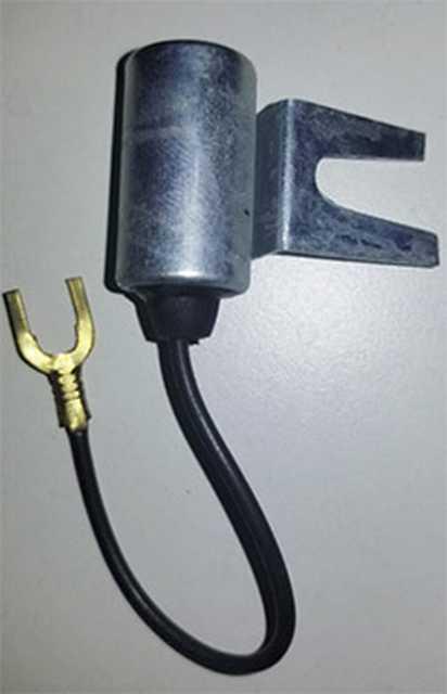 Condensador gg supresor capacitivo