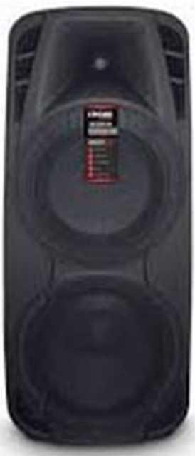 Gabinete acustico 2v 15 pulg. 1800w rms:450w bluet-usb-radio