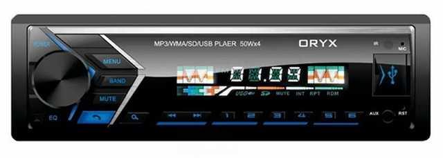 Radio digital oryx bt usb-sd-aux 50wx4