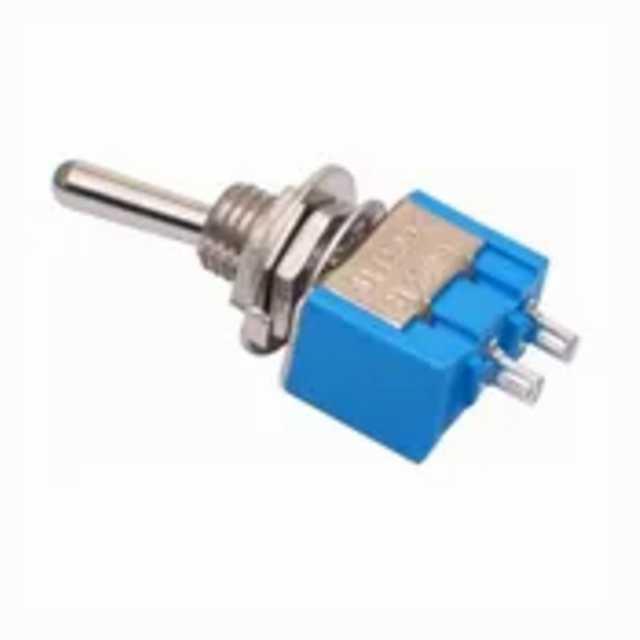 Micro llave inversora metalica 6 amp. nld6039