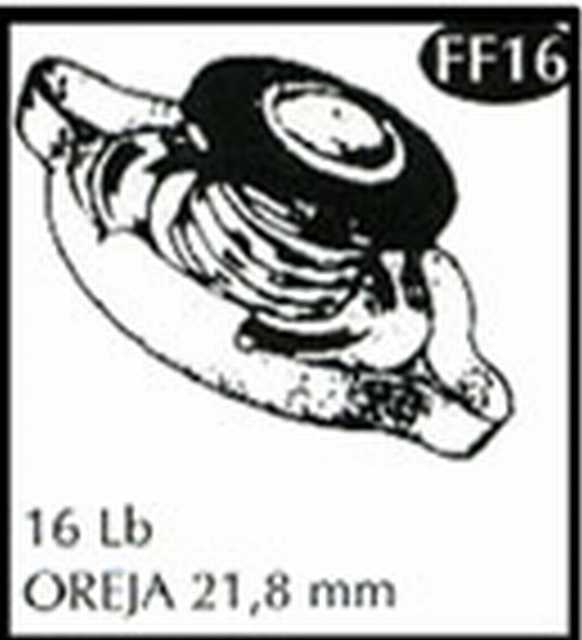Tapa caja amarilla ff16