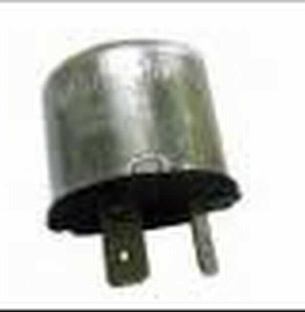 Destellador mecanico 12v 2 pin (215) rtm22