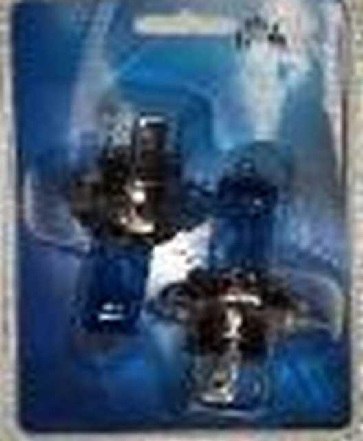 Lampara h7 12v 55w azul x jgo. eco