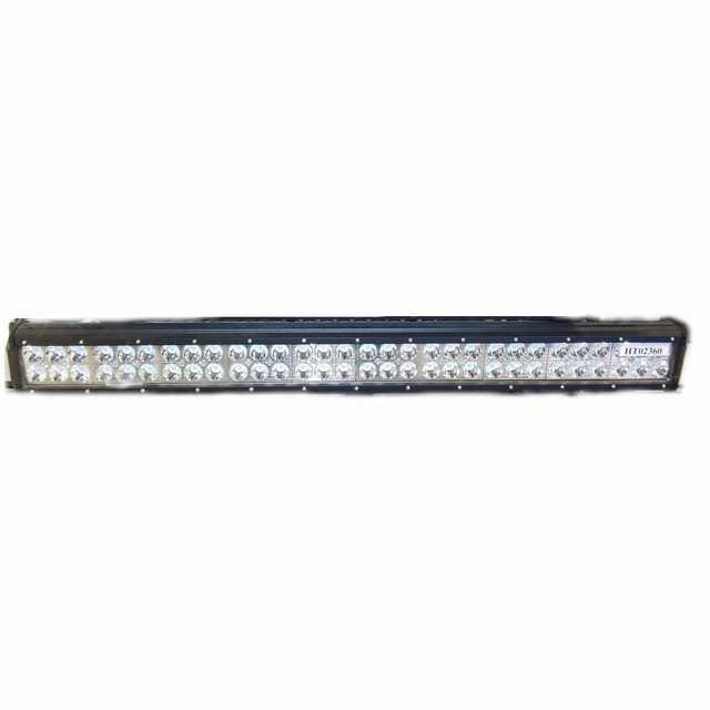 Faro 60 led 180w 10-30v 6000k 92 cm aluminio negro resist(6)