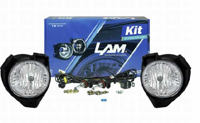 Kit faux hilux 2008/12 sin grilla completo
