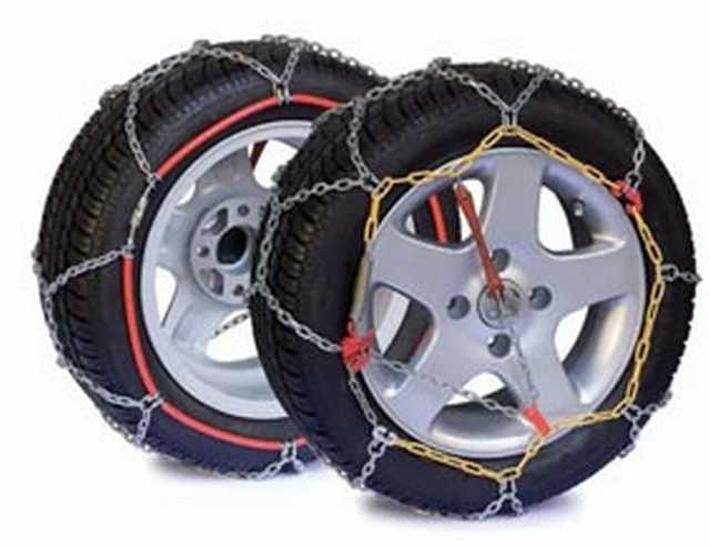 Cadenas para nieve auto duster-focus nvo-idea adventure