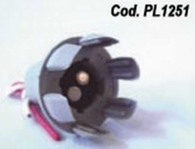 Portalampara arana nylon 2 polos  ford-ika far1135a oro1251