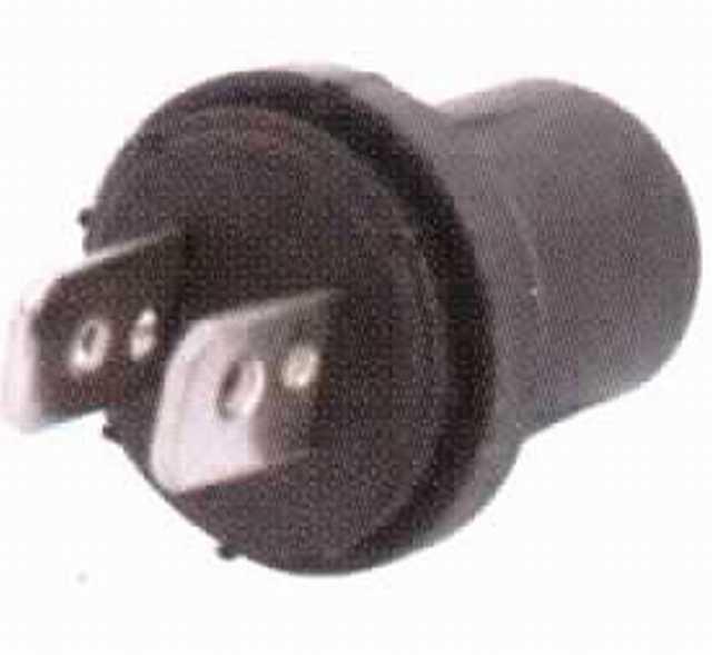 Porta lampara volt-temp. elect. - amp b 1-2 vuelt