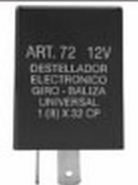 Destellador electronico 12v 2t rtm