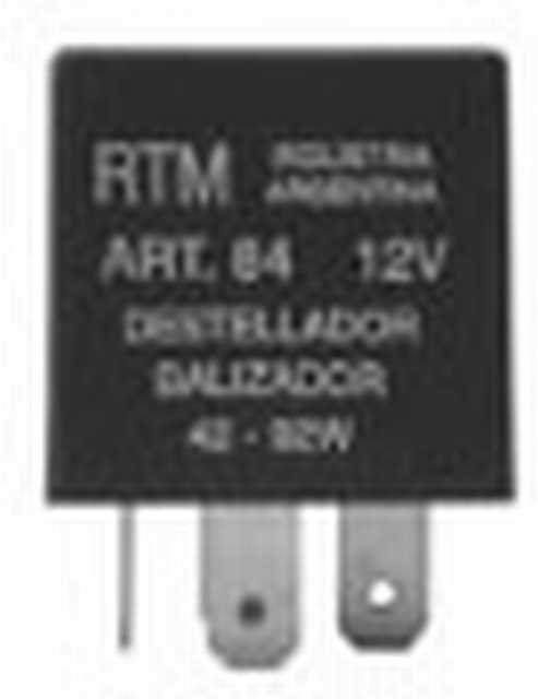 Destellador electronico 12v 4t rtm
