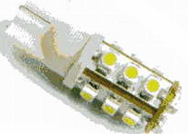 Lampara t10 16 smd blanco x unidad