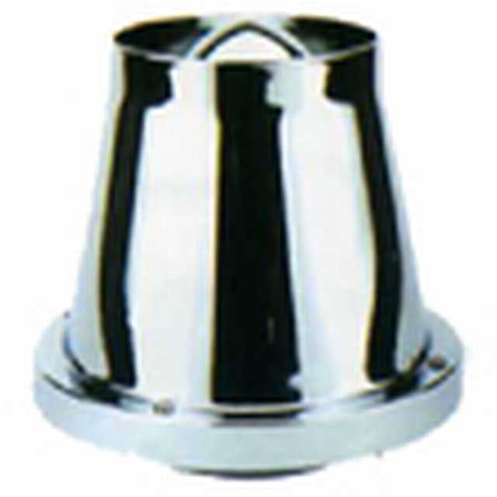 Filtro de aire cromado boca anchacha205