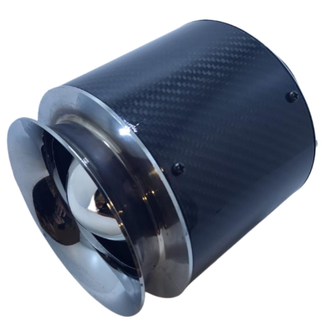 Filtro de aire competicion 155mm