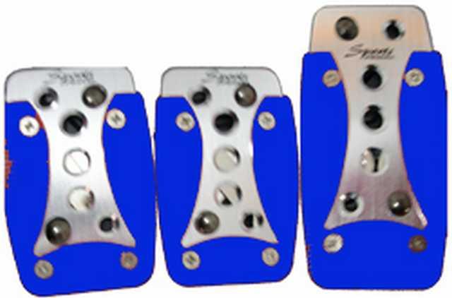 Pedalera deportiva azul nld6081 trpp02 xtx0089