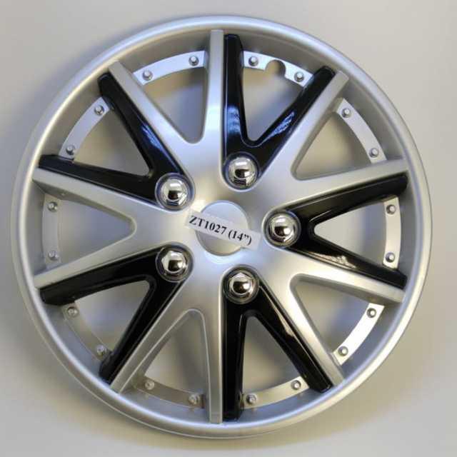 Taza rueda 14 gris-negro zt-1027 x jgo