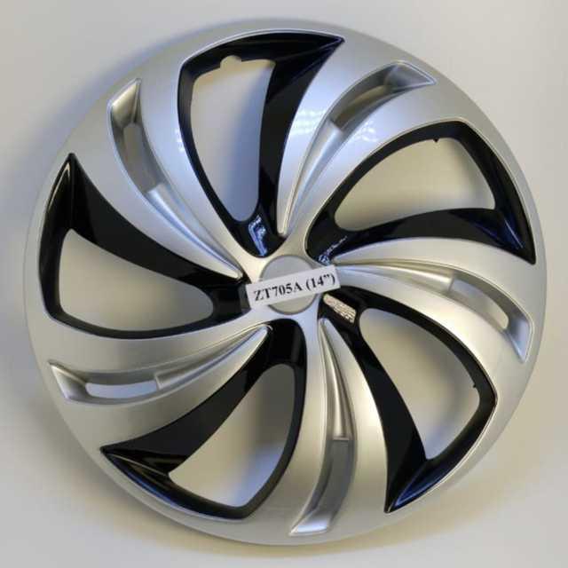 Taza rueda 14 gris-negro zt-705a x jgo